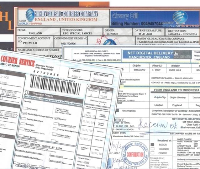 Para Penipu Menggunakan Dokumen Yang Terlihat Meyakinkan Tetapi Perusahaan Perusahaan Tersebut Tidak Terdaftar Di Indonesia