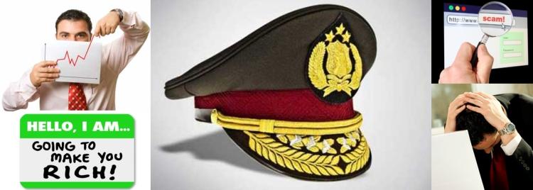 Jenderal Polisi Tertipu Bisnis Rp900 juta