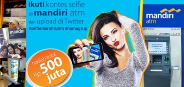 mandiri-selfie-lomba