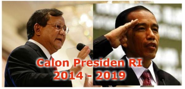 Dan Indonesia memilih...