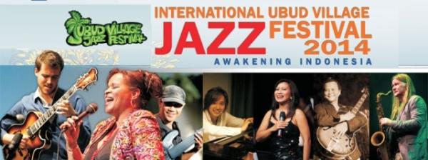 Ubud Village Jazz Festival. (eventsbali.com)