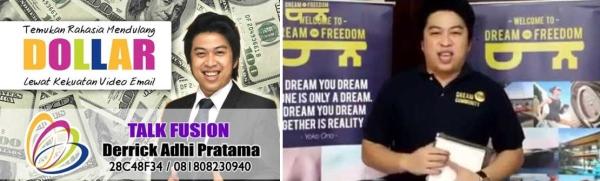 Pendiri_Dream for Freedom-